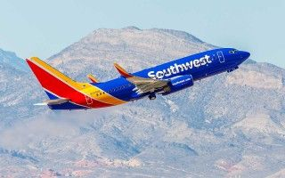 Southwest Airlines Offers Winter Travel Sale