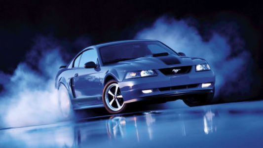 Hold On To Your Hats: It's The 2003 Ford Mustang Mach 1
