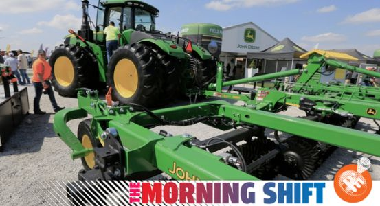 John Deere's Workers Are Fed Up And On Strike