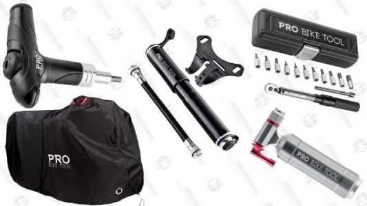 Fix Your Bike On the Go With This One-Day Amazon Sale