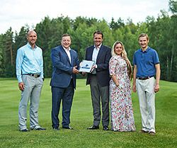 Moscow Country Club Becomes Latest European Tour Destination