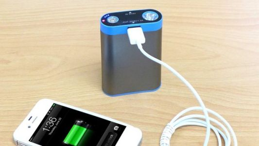 This $27 Gadget Can Charge Your Phone or Warm Your Hands, Whichever Is More
