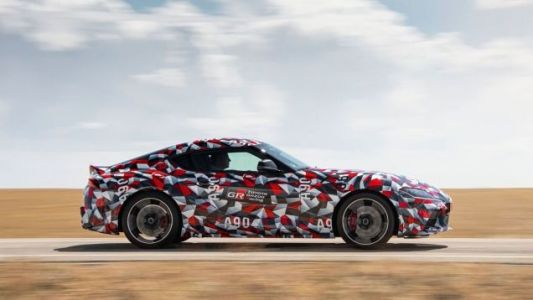 A BMW Parts Catalog Apparently Already Has Parts for the New Toyota Supra
