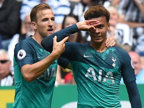 Dele Alli's viral soccer celebration is driving the UK mad - here's how you do it