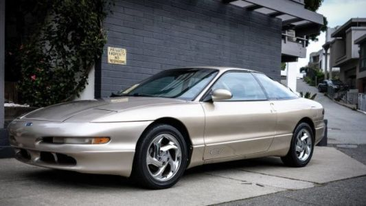 At $2,600, Is This 1997 Ford Probe GT Something You Might Look Into?