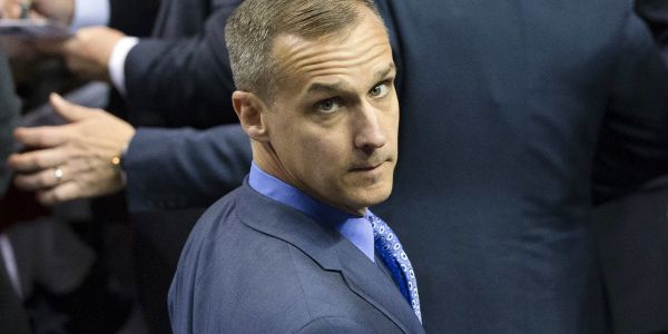 Former Trump campaign manager Corey Lewandowski taunts commentator who referenced a 10-year-old girl with Down Syndrome separated from her mother at the US-Mexico border