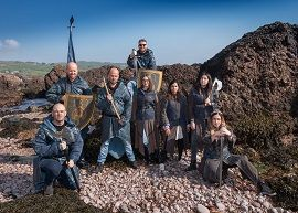 GB journalists and bloggers check out Game of Thrones filming locations