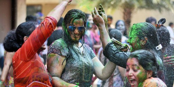 In Living Color: Where in the World to Celebrate Holi