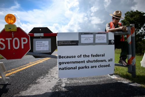Some government contractors could go unpaid even after the shutdown ends
