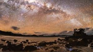 Great Barrier residents celebrate the island's international recognition as a Dark Sky Sanctuary