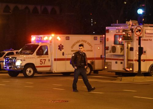 At least 4 dead - including a Chicago police officer and a gunman - after shooting at Chicago's Mercy Hospital