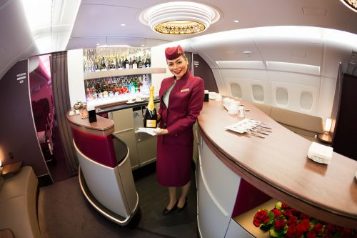 These 10 airlines have the most luxurious first-class cabins in the world
