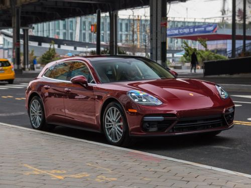 We drove a $175,000 Porsche Panamera Turbo Sport Turismo to see if the wagon is worth the cost - here's the verdict