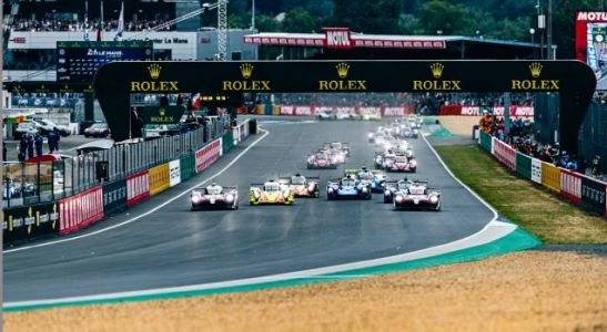 The 2019 24 Hours of Le Mans in Pictures, The Start