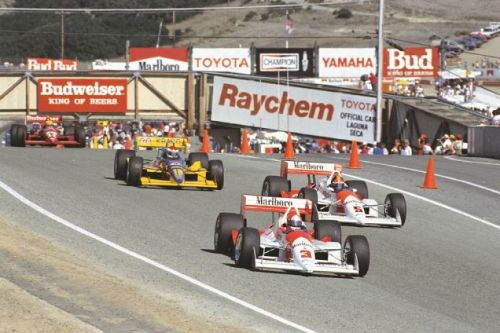 IndyCar Is Going To Race At Laguna Seca In 2019