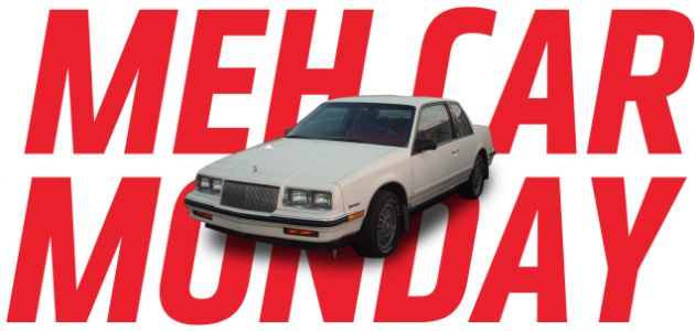 Meh Car Monday: The Buick Somerset, Murdered By Lack Of Interest