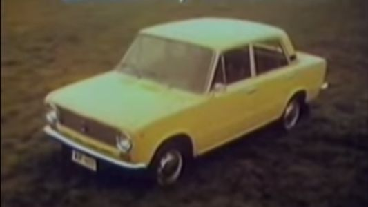 The Voiceover for This Old Finnish Lada Ad Sure Sounds Like an Incantation to Summon Satan