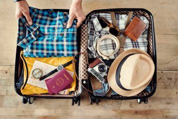 How to Pack Light for Summer Trips
