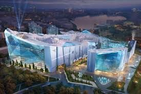 Shanghai to have the world's largest integrated indoor ski resort