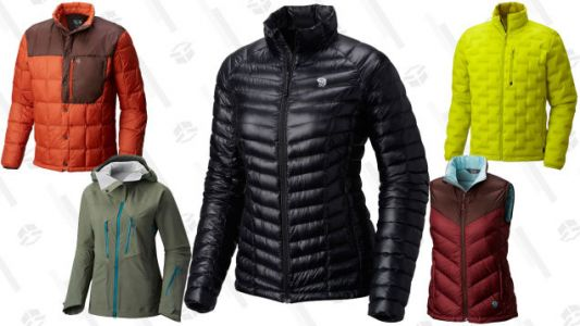 This Mountain Hardwear Sale Includes the Famous Ghost Whisperer Jacket