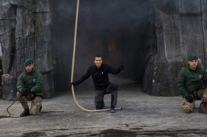Bear Grylls first adventure attraction official opening in Birmingham