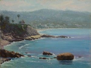 Landscapes Inspired By 'Earth Mom' at John Wayne Airport