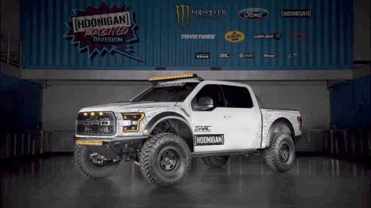 Ken Block's New Ford Raptor Is About to Start Another Trend