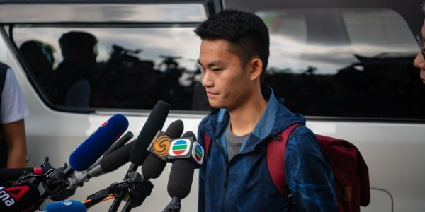 The murder suspect who sparked plans for the Hong Kong extradition bill has been released from prison