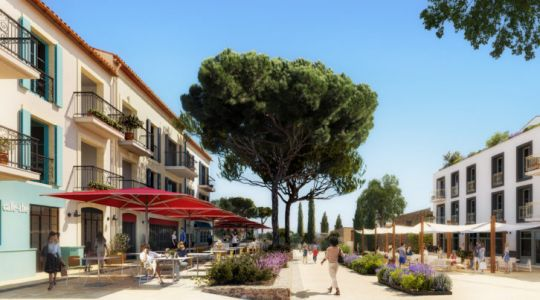 New Coastal Resort and Residences Announced for France