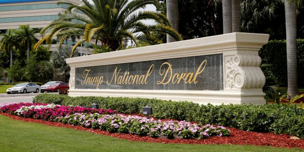 The Trump National Doral resort in Miami just laid off 560 employees