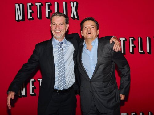 How one of Netflix's top execs nailed his job interview and stood out even without a college degree or going to film school
