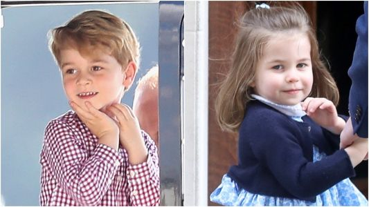 Princess Charlotte and Prince George will be bridesmaid and page boy in the royal wedding - here's who else made the list