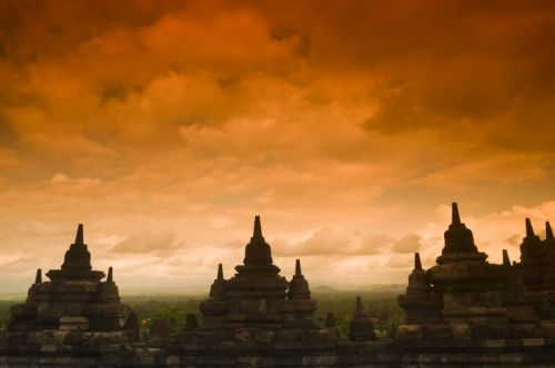 Marveling at the Mysteries: The Ancient Borobudur Temple, Indonesia