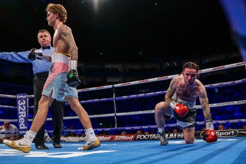 Red hot up-and-comers Archie Sharp and Dennis McCann show the future of British boxing is as fun as it is flashy