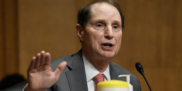 Oregon Senator Ron Wyden says Trump deployed 'secret police' in Portland to provoke violence for campaign ads