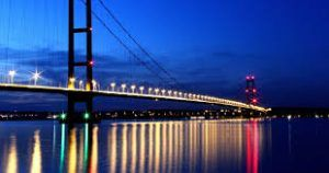 Humber Bridge will become UK's first musical road in £30m tourism plan