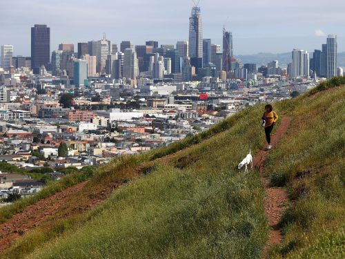 San Francisco residents battle high housing costs, but they're still the only Californians who wouldn't tell young people to move