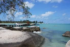 Belitung in Bangka Belitung Islands province is a suitable site for nomadic tourism
