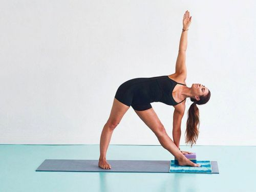 8 things you should bring with you to every yoga class, according to the founder of one of the fastest growing yoga studio companies in the US