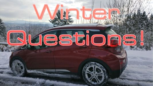 Can You Drive An Electric Car In Snow?