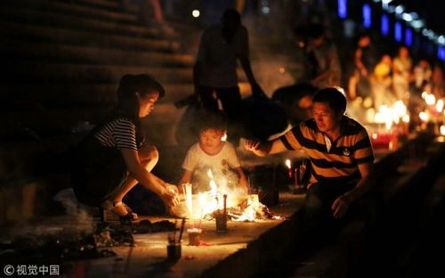 China's Ghost Festival, a day to honor ancestors