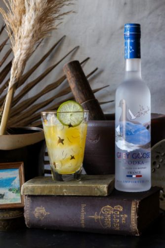 Cocktail of the Week: Grey Goose French Passion