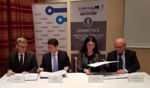 Croatia and Slovenia sign agreement to improve train services under Project CONNECT2CE