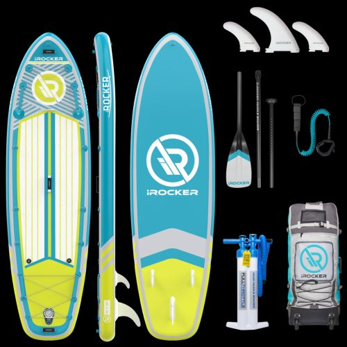 Paddleboard Around the World with iROCKER SUP Boards