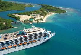 Cruise tourism facilitates Belize visitor numbers