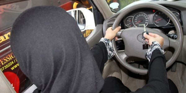 Saudi Arabia arrested activists who campaigned for women's rights to drive just weeks before it plans to lift a ban on driving