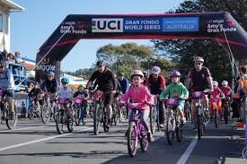 Amy's Gran Fondo Races Back To The Great Ocean Road
