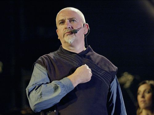 Genesis frontman Peter Gabriel has invested in a blockchain startup