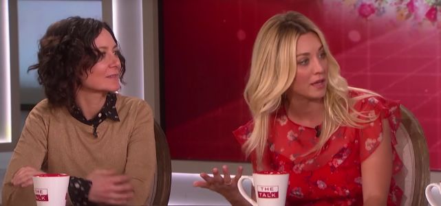 Kaley Cuoco has 3 things she would like to see on the final season of 'The Big Bang Theory'