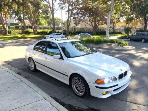 At $6,000, Could You See Owning This Rowing-Yer-Own 1999 BMW 540i?